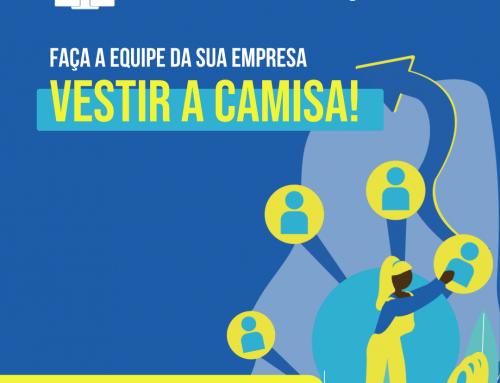 Faça a equipe da sua empresa VESTIR A CAMISA!